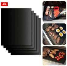 Grill Pad Reusable Cooking Mat