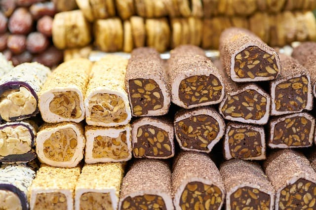 Delicious Arabic sweets
